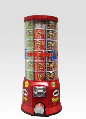 Pringles®-Verkaufsautomat von Sally